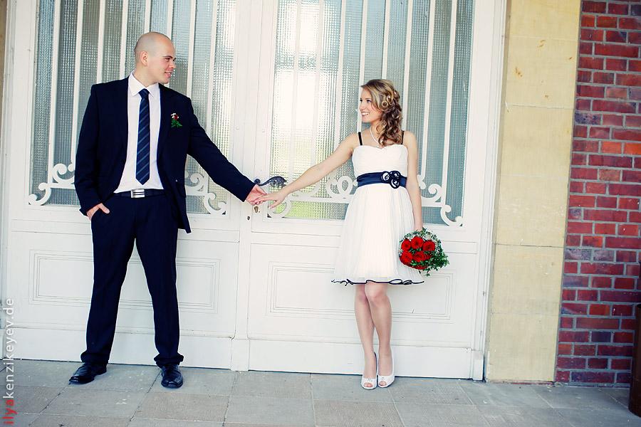 Hochzeitsfotograf Schloss Nordkirchen