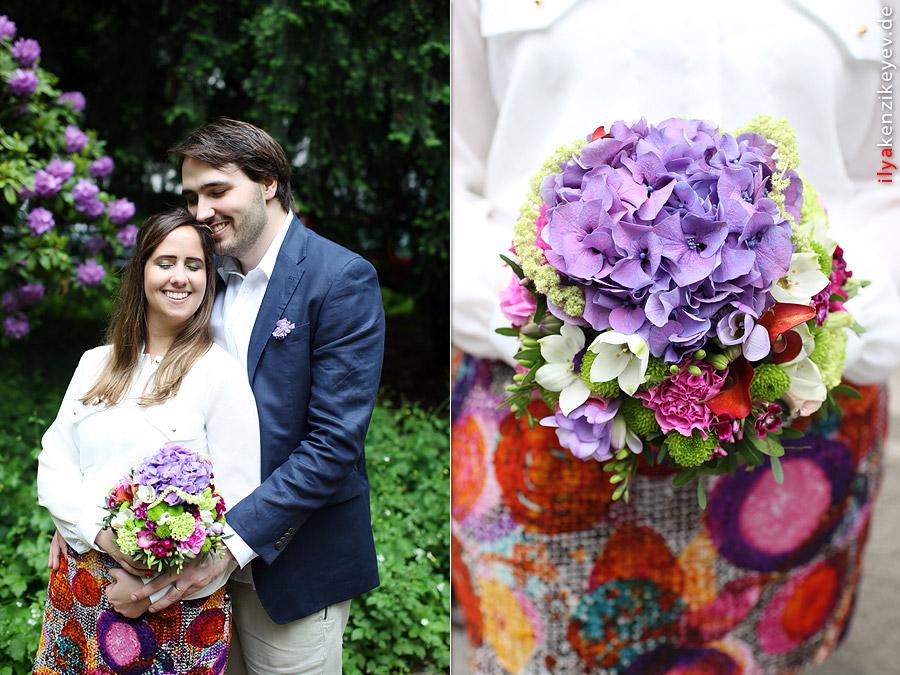 Hochzeit im Standesamt Düsseldorf