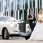 Heiraten in Düsseldorf. Kö Bogen Königsallee