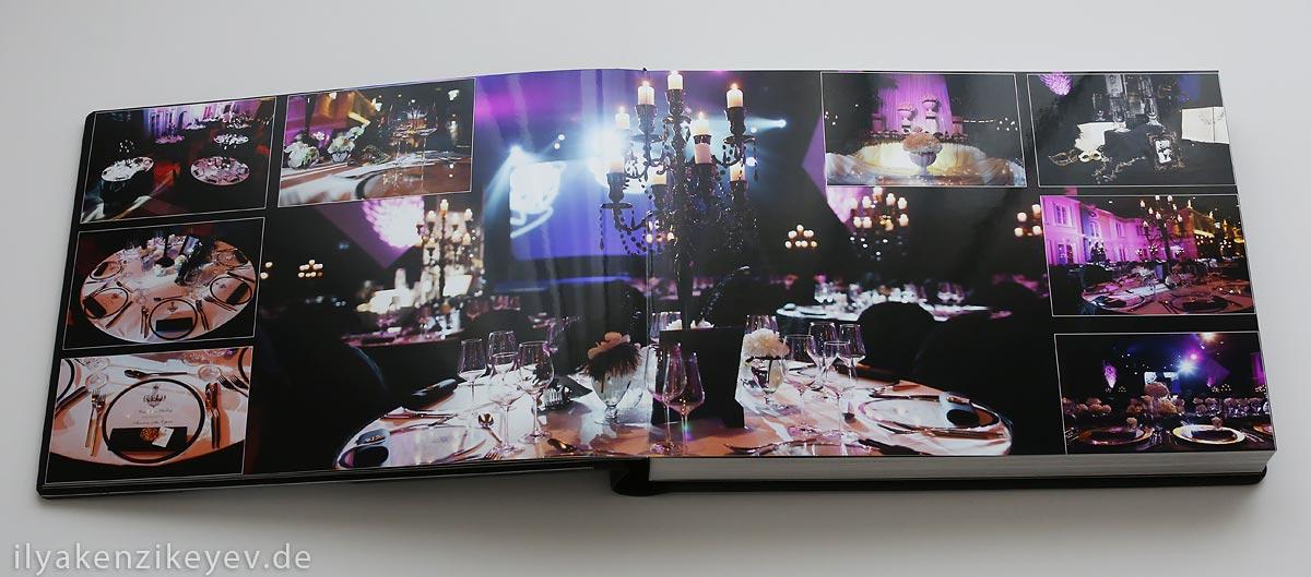 Fotobuch handgemachtes Hochzeitsalbum bestellen