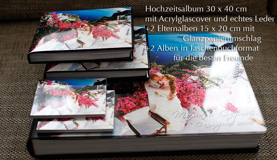 fotobuch hardcover album Coffee Table Book