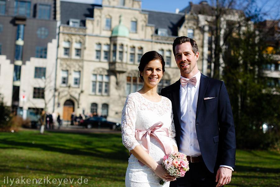 Ihr Hochzeitsfotograf im Standesamt Düsseldorf
