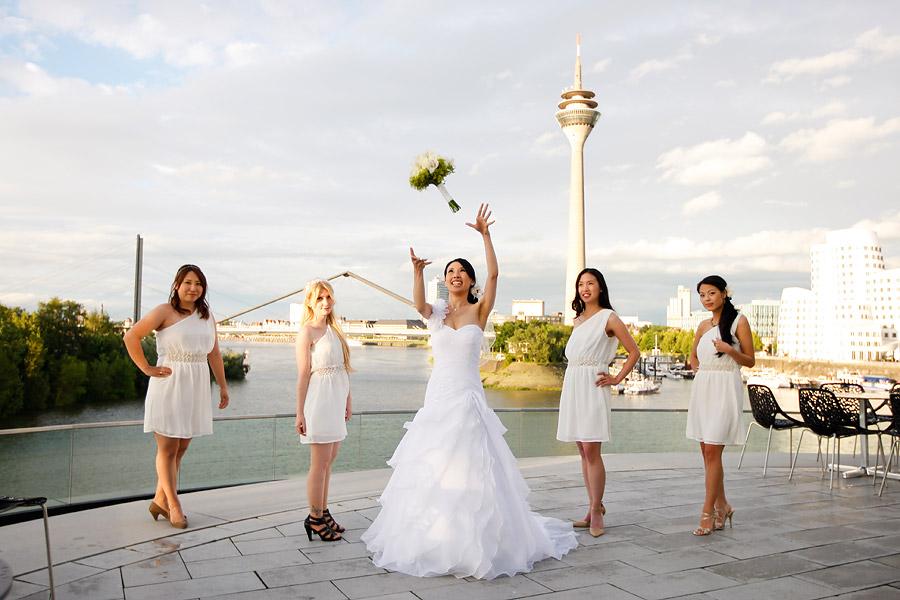 Hochzeitsfotografie in Düsseldorf, Ilya Kenzikeyev