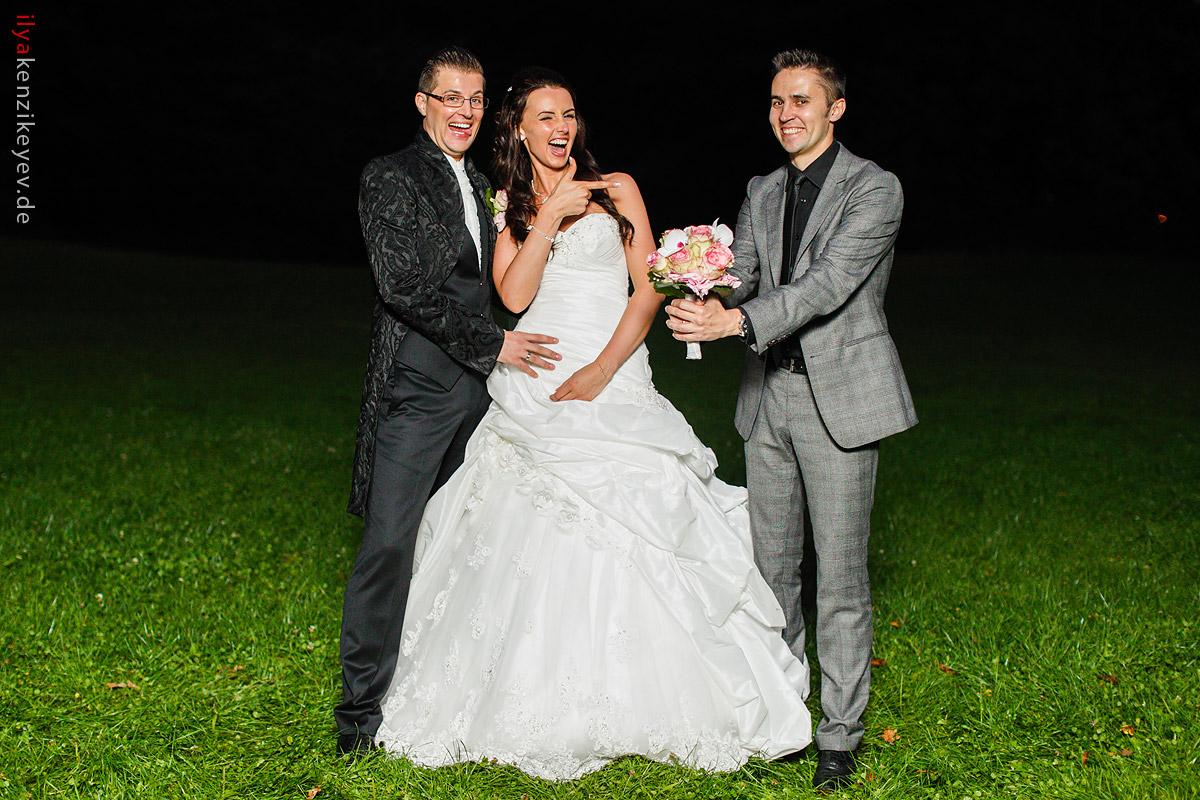 Hochzeit in Hyatt Regency Hotel in Düsseldorf, Ilya Kenzikeyev