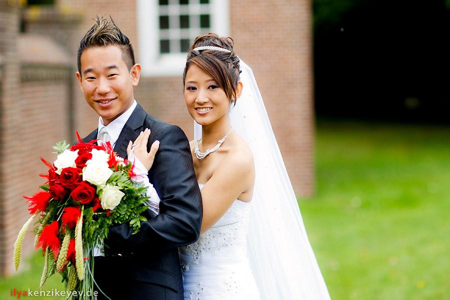 vietnamesische Hochzeit in Deutschland