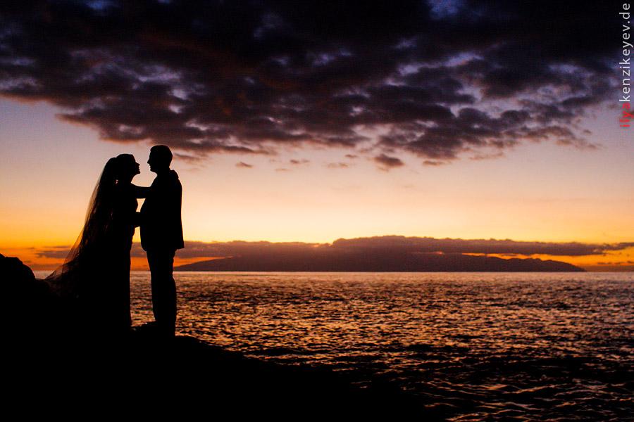 Hochzeit auf Teneriffa