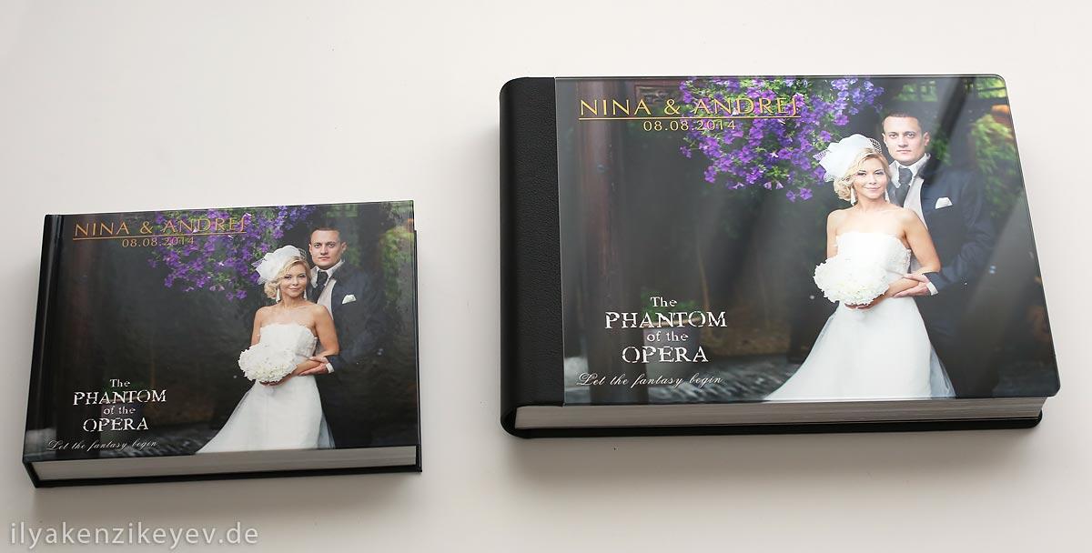 Fotobuch mit Acrylglas