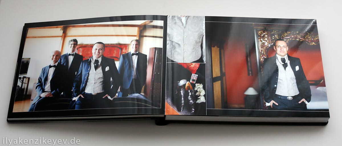 XXL Hochzeitsalbum online bestellen