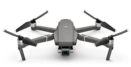 Hochzeitsaufnahmen mit Drohne