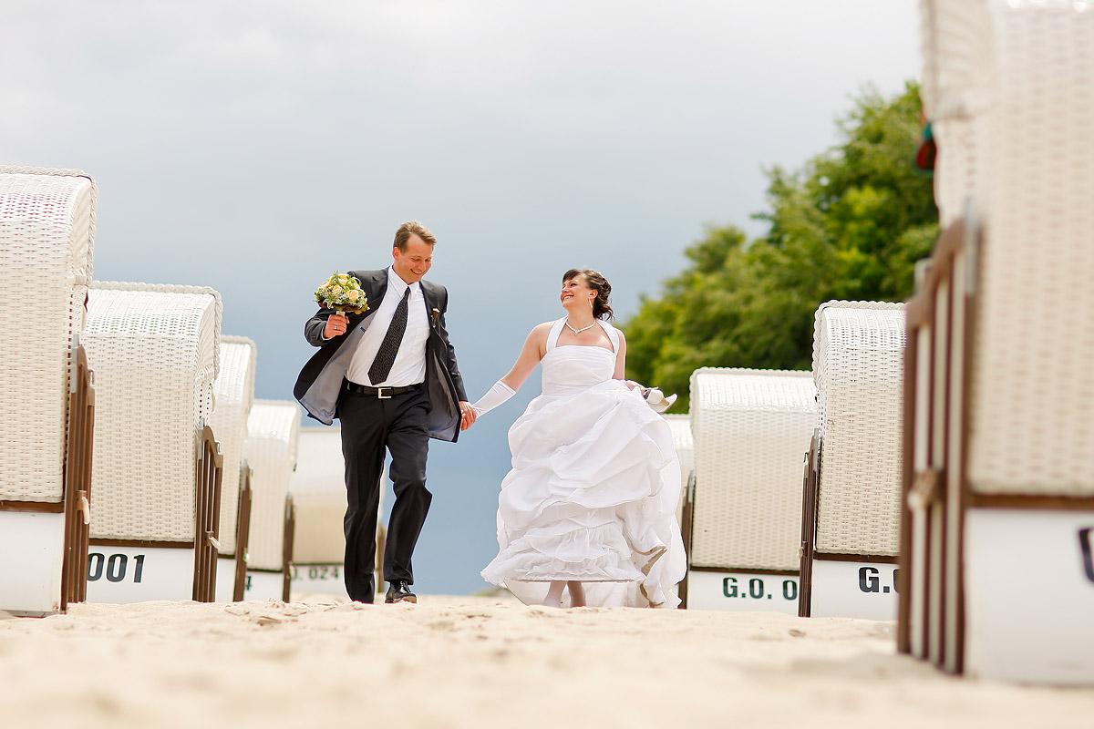 Heiraten auf dem Rügen