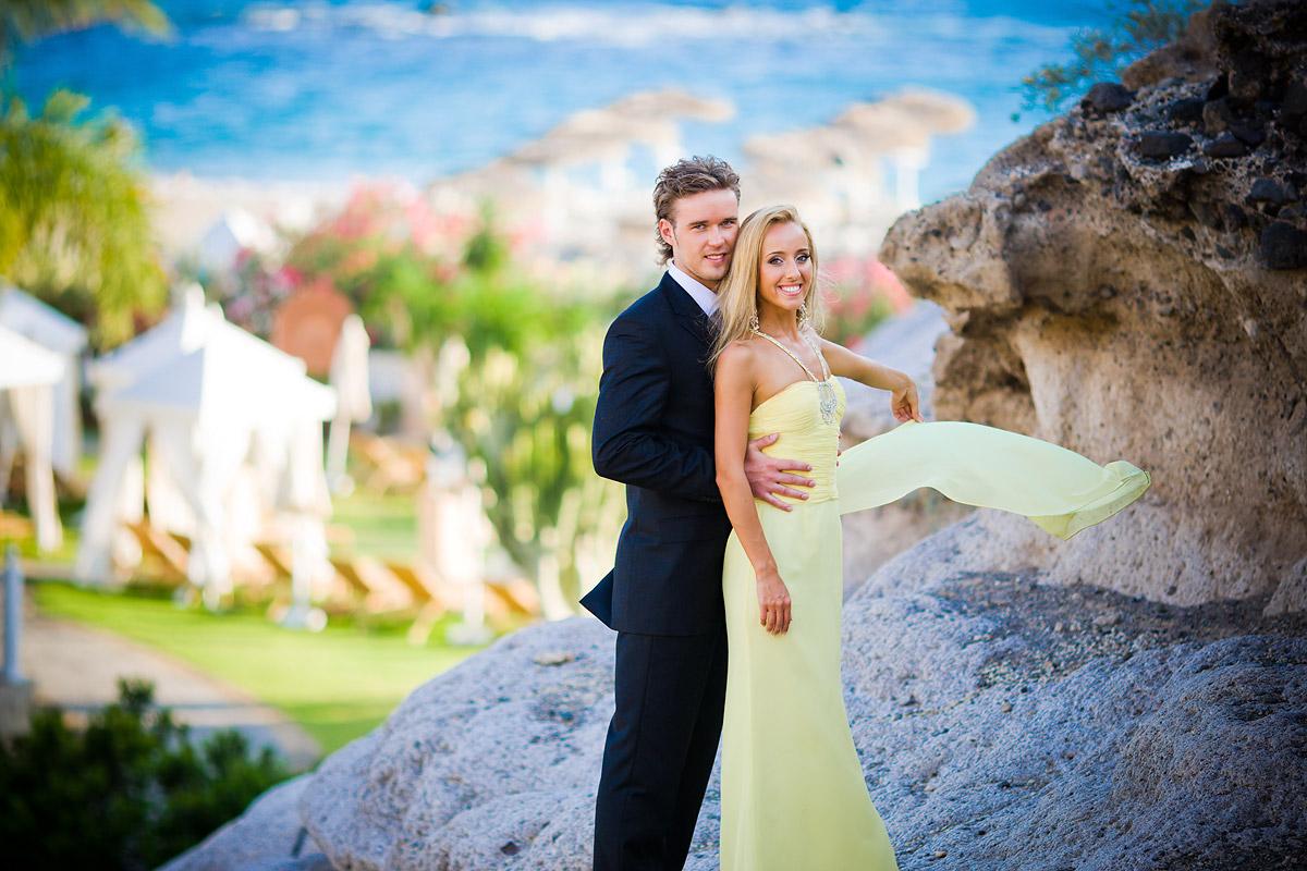 Heiraten auf Tenerife