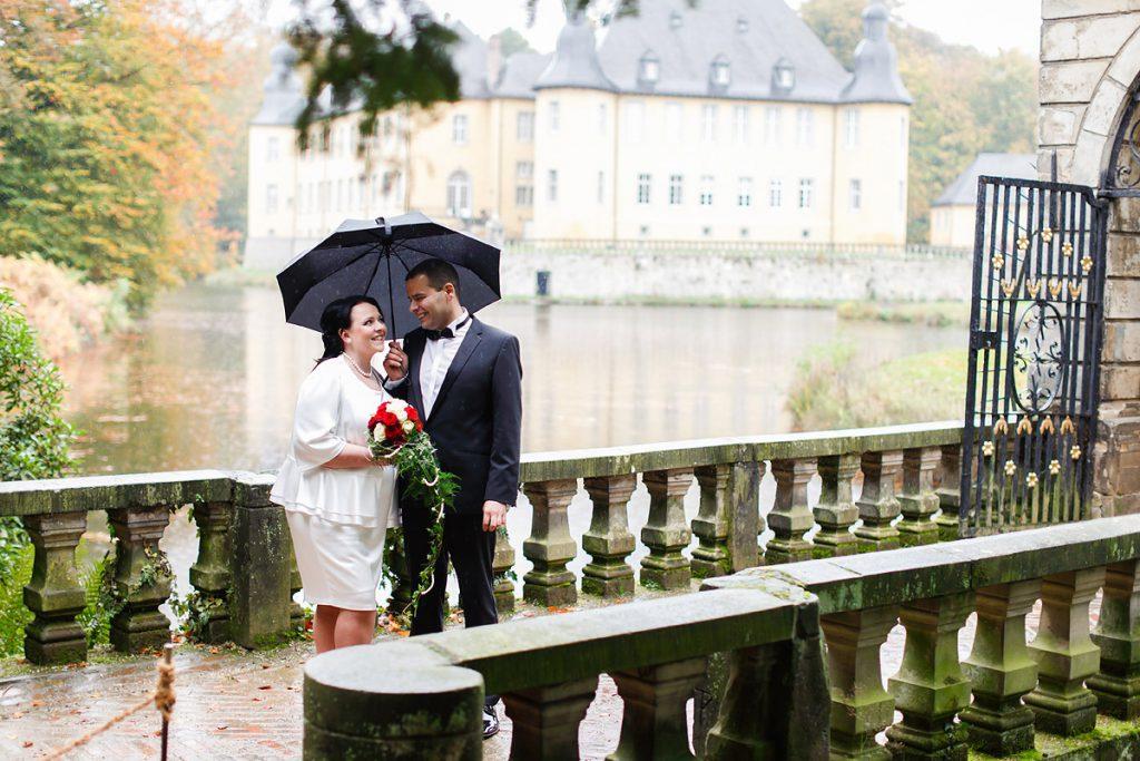 Heiraten auf dem Schloss Dyck