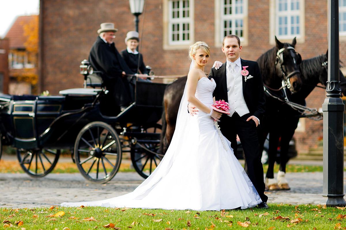 Heiraten im Schloss Velen