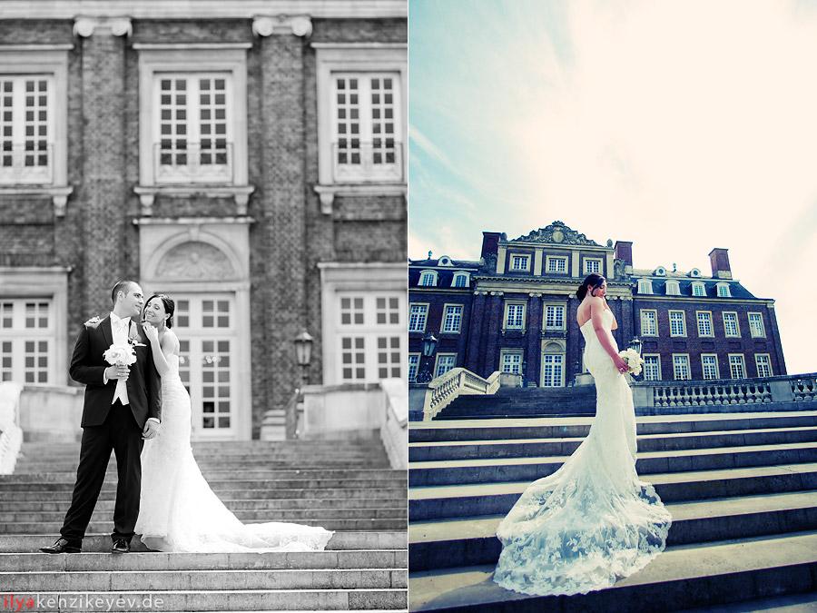 Heiraten im Schloss Nordkirchen