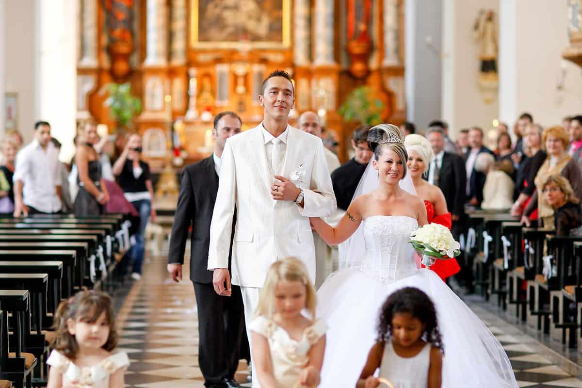Heiraten in St. Laurentius Kirche Wuppertal