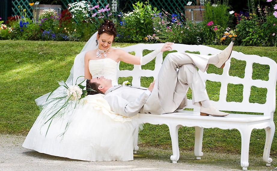 Heiraten in Bayreuth Eremitage