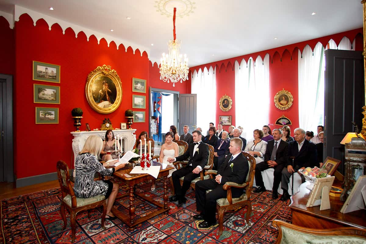 Heiraten im Schloss Sayn Bendorf