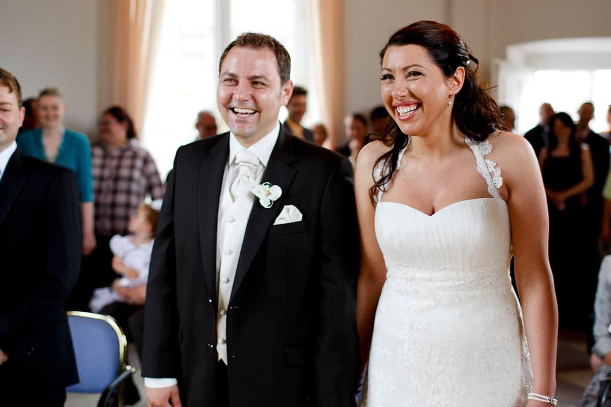 Heiraten in der Kapelle Nordkirchen